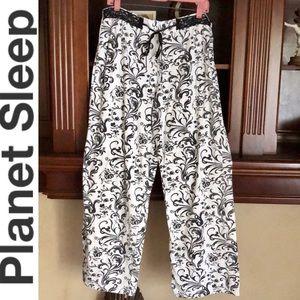 Planet Sleep Pajama Pants